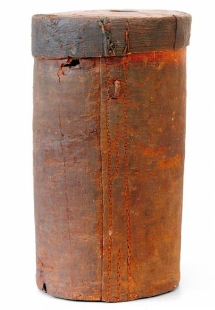 Reliquary Bark Box