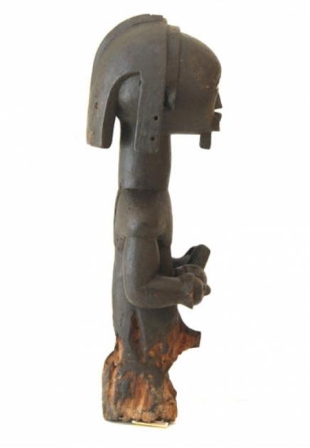 Reliquary Couple Figure