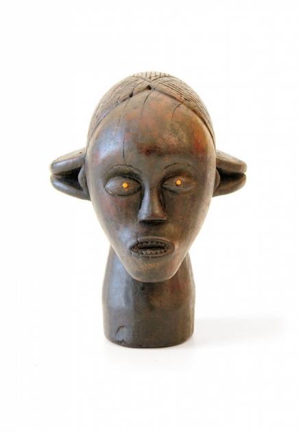 Reliquary Guardian Head
