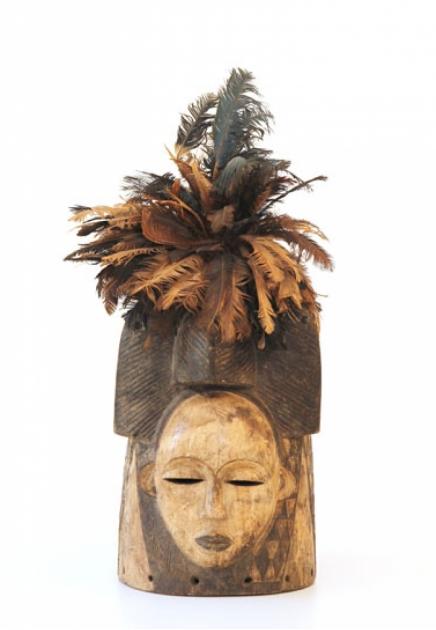 Fang Helmet Mask