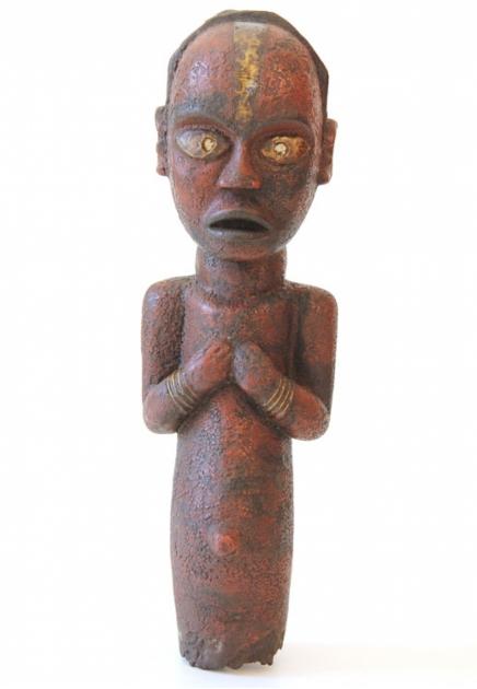 Tsogho Reliquary Figure