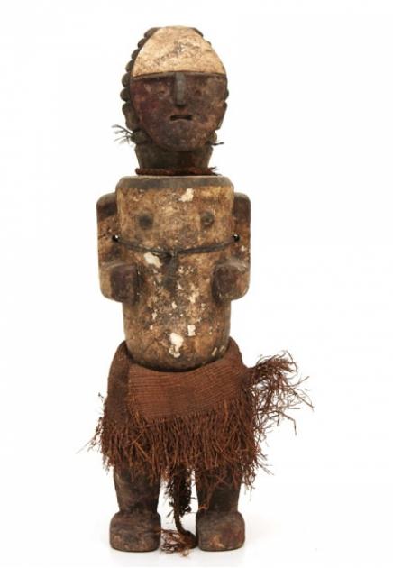 Mbete Reliquary Figure