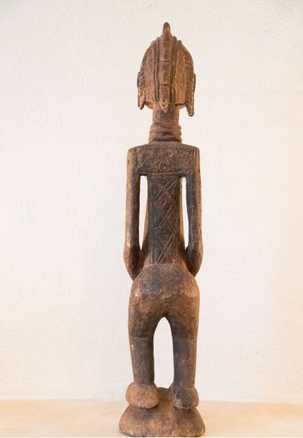Dogon Female statue