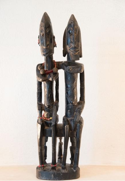 Dogon primordial couple