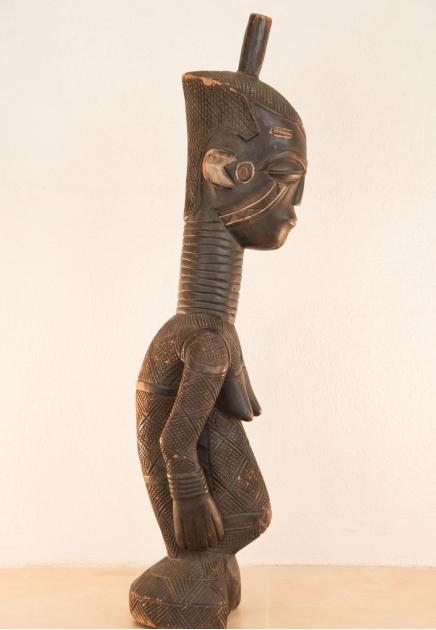 Dengese Female Figure