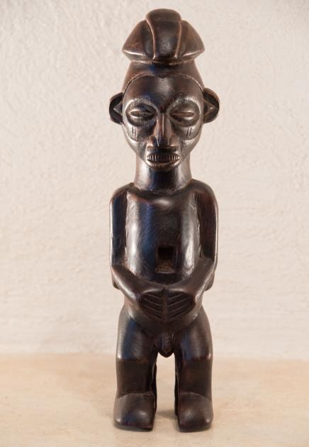 Yaka/ Suku Janus image