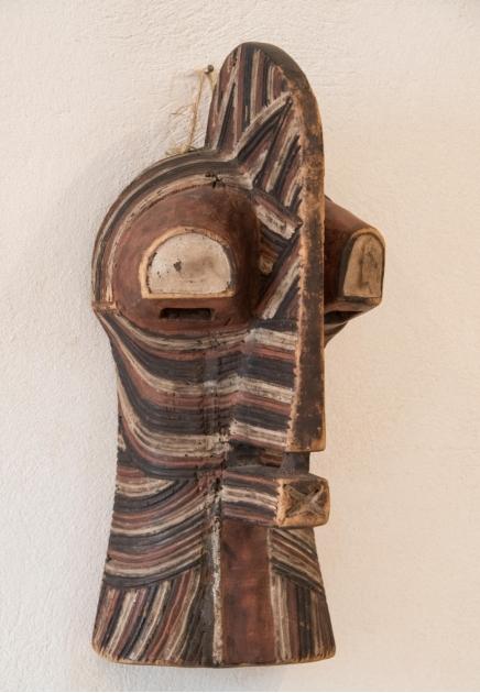 Songe Kifwebe Male mask