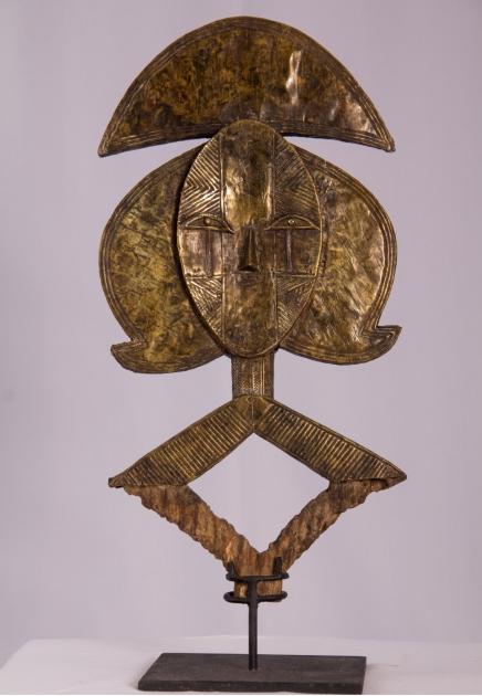Kota Janus–Faced Reliquary
