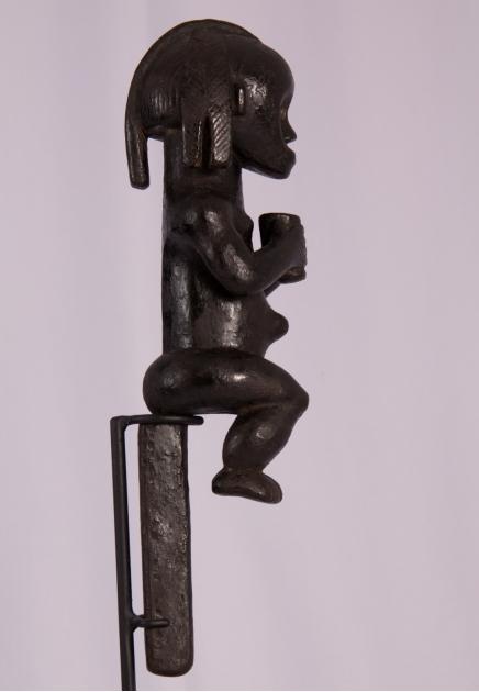 Fang Reliquary Guardian Figure