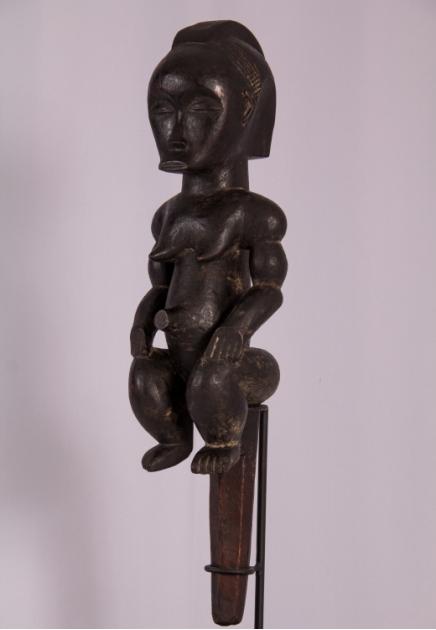 Female Reliquary Figure (The Black Venus)